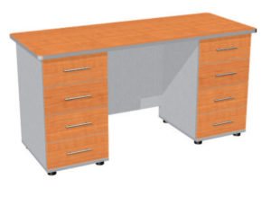 Стол 2-тумбовый