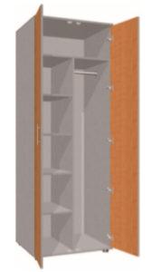 Шкаф для одежды и документов