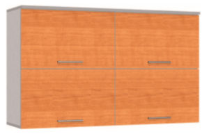 Шкаф навесной на кронштейнах